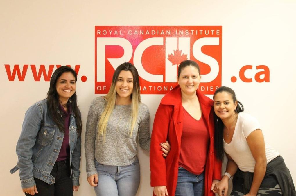 RCIIS students