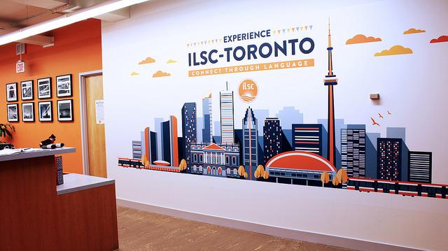 ILSC(アイエルエスシー)トロント校