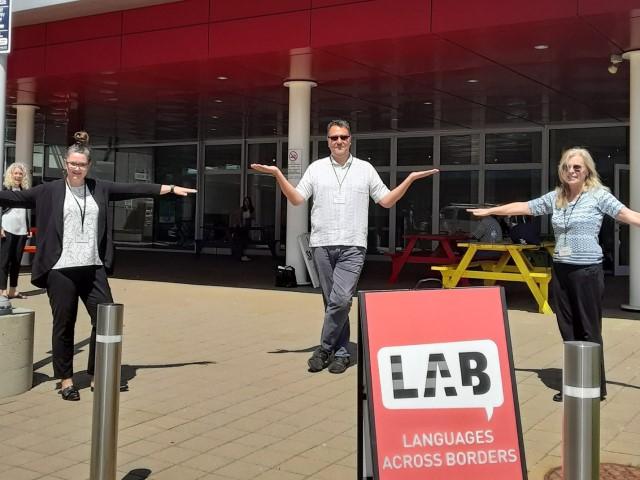 LAB(Languages Across Borders)バンクーバーキャンパス2