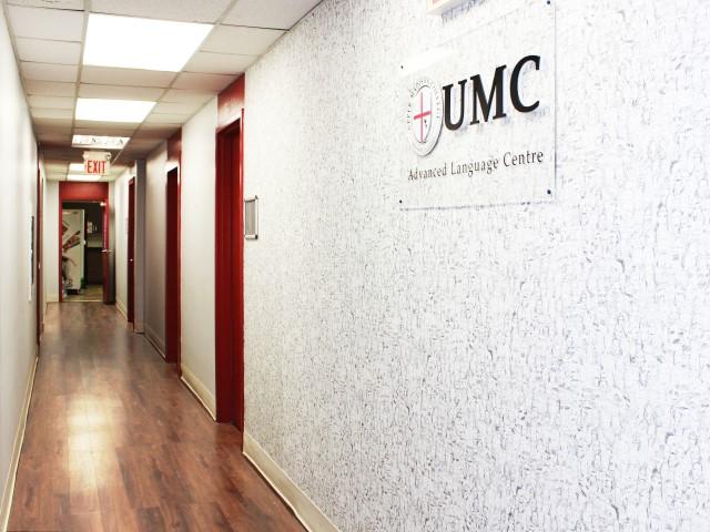 UMC(Upper Madison College)トロント校1