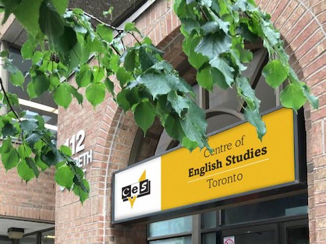 CES(Centre of English Studies)トロント校1