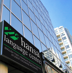 Hansa Language Centreトロント
