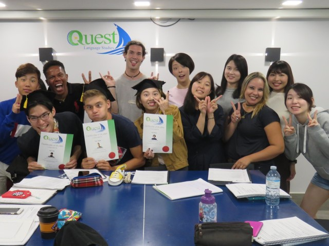 Quest Language Studiesトロント2