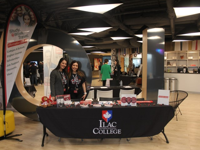 ILAC International College (Vancouver and Toronto Campus) - Career College