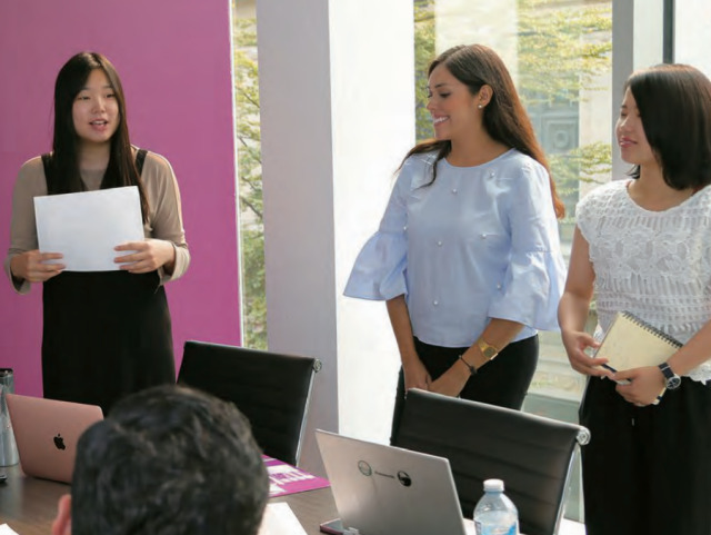 VGC School of International Business2